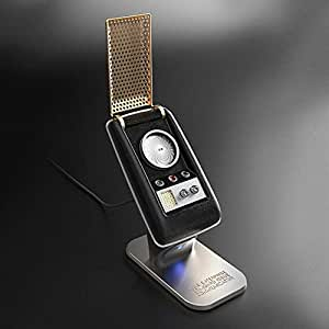 The Wand Company Star Trek Bluetooth Communicator - Black