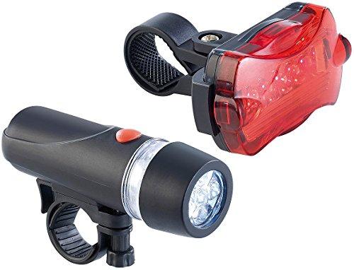 PEARL LED Scheinwerfer: LED-Leuchten-Set für Freizeit & Outdoor