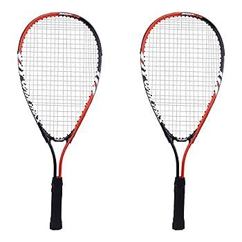 Juego de raqueta de squash...
