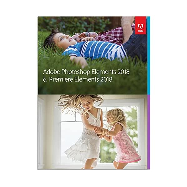 Adobe Photoshop Elements 2018 & Premiere Elements 2018 51mbdvqSjQL