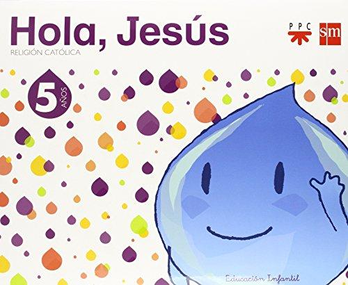Religión católica 5 años hola, jesús