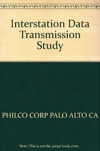 Interstation Data Transmission Study