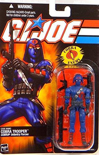 GI Joe Vintage Stil Figur Cobra Trooper (Vintage Gi Joe Spielzeug)