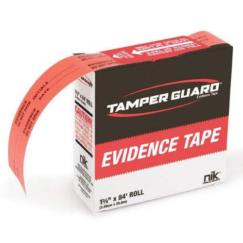 Preisvergleich Produktbild Armor Forensics BD2100orange Tamper Guard/Proof Evidence Tape Rolle