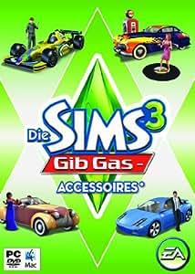 Die sims 3 gib gas accesoirs erweiterung keygen
