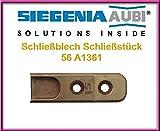 SI Siegenia 56 A1361 Anschlagplatte/Klemmplatte für Fenster/Verschlussplatte/Upvc