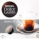 Nescafé Dolce Gusto BARISTA - Café - 16 capsules - 120g - Lot de 3