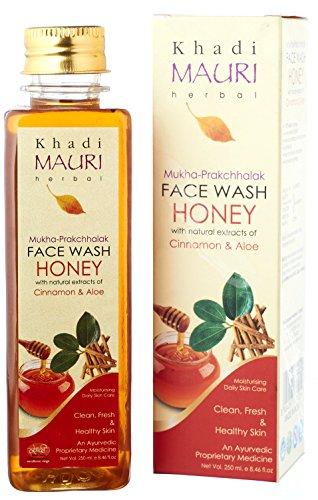 Khadi Mauri Herbal Honey Face Wash, 250ml