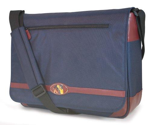 Herren-mobile Edge (Mobile Edge DIG Messenger Bag, 39,1 cm (15,4 Zoll) PC/43 cm (17 Zoll) Mac Marineblau)