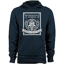 XTEE Skyrim Inspired Winterhold Academy Women's Hoodie
