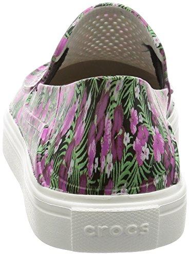 Crocs Damen Citlnrkagrpslpw Sneakers Black/Floral hIQsny