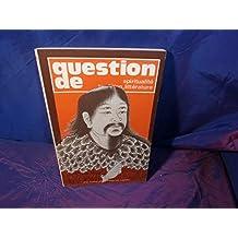 Question de n° 33