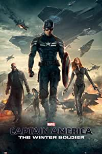 Captain America 2 Poster The Winter Soldier (61cm x 91,5cm)