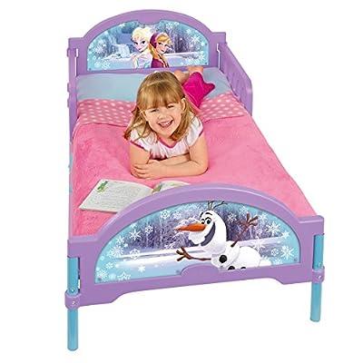 Disney Frozen Toddler Bed by HelloHome - cheap UK light shop.