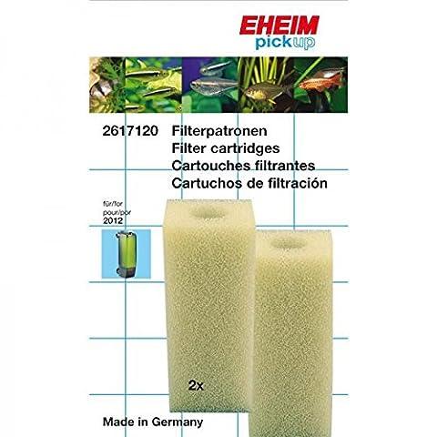 Eheim Pick-Up 200 (2012) Filter Cartridges (x2)