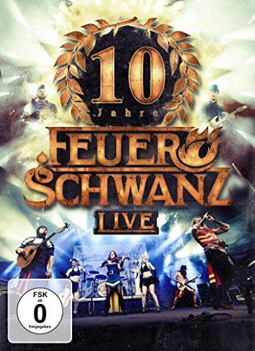 10 Jahre Feuerschwanz Live (Extended Edition) By Feuerschwanz (0001-01-01)