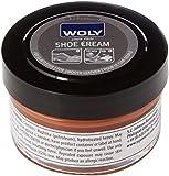 Woly Unisex-Adult Shoe Cream Shoe Treatments & Polishes Light Brown 50.00 ML