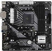 ASRock B450M PRO4-F Socket AM4/ AMD Promontory B450/ DDR4/ Quad CrossFireX/ SATA3&USB3.1/ M.2/ A&GbE/M