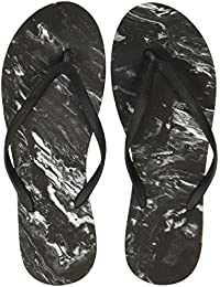 Puma Women's First Flip Platform Marble Idp Flip-Flops and House Slippers