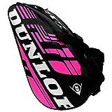 Dunlop Padel-Schlägertasche Play Pink 2016
