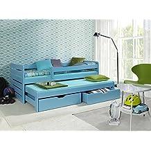 suchergebnis auf f r kinderbett ausziehbar. Black Bedroom Furniture Sets. Home Design Ideas