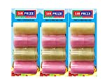 #10: Sir Prize 12 Large Fridge Bags With Zip ,( 13