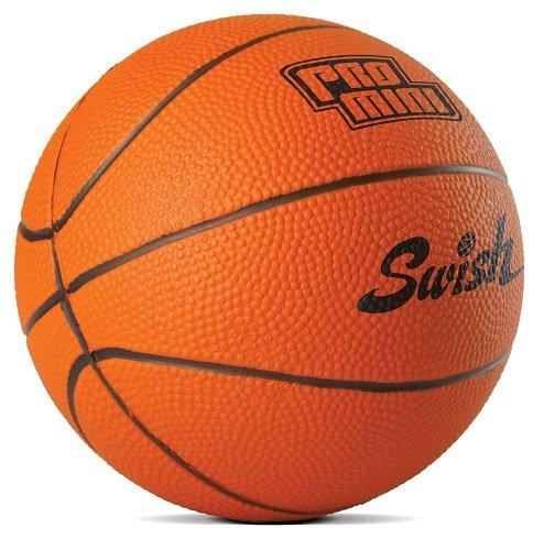 SKLZ Europe GmbH Schaumstoff Balle Pro Mini Hoop Foam, Orange/Schwarz, 12.5 cm - Elite-basketball-tasche