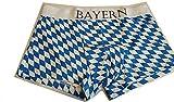 Fabulous Champion Bayern - Unterhose, Blau Weiß, L