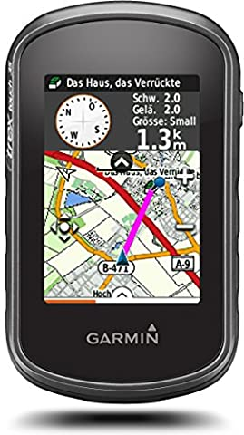 Garmin eTrex Touch 35 Fahrrad-Outdoor-Navigationsgerät - mit vorinstallierter Garmin TopoActive