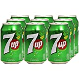 7 UP Refresco - Pack de 9 x 33 cl - Total: 2970 ml