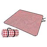DAYU 150 x 200 cm/ 200 x 200 Picknickdecke Isolierte Wasserdicht Feuchtigkeitsbeständig Reinigung in der Waschmaschine Campingdecken Stranddecke