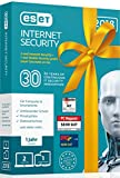ESET Birthday Edition |2x Internet Security & 1x Mobile Security | Insgesamt 3 Geräte | 1 Jahr Virenschutz | Für Windows (10, 8, 7 und Vista) und Android | Download