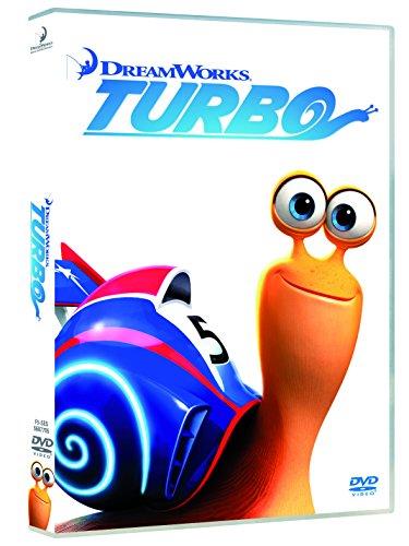 Turbo (Blanca) [DVD]