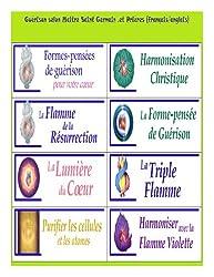 Guerison selon Maitre Saint Germain et Prieres (francais/anglais)