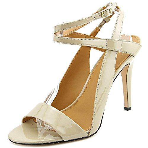 Calvin Klein Meville Damen US 10 Beige Sandale