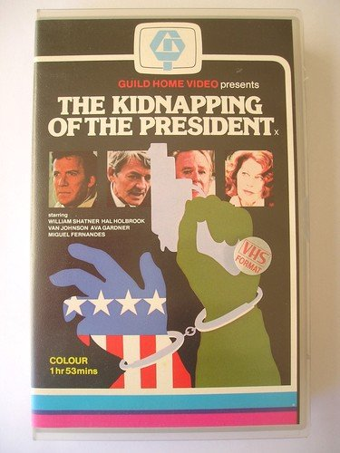the-kidnapping-of-the-president-vhs-1980