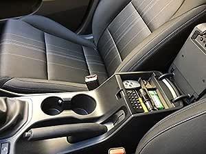 Shazzy Car Accessories Einsatz Mittelkonsole Für Tucson 2016 2017 2018 2019 2020 Man Handbrems Auto