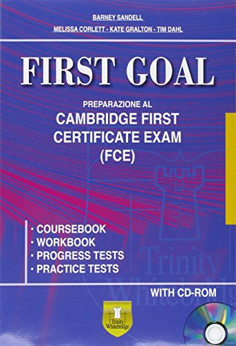 First goal. Con e-book. Con espansione online. Con CD Audio. Per le Scuole superiori