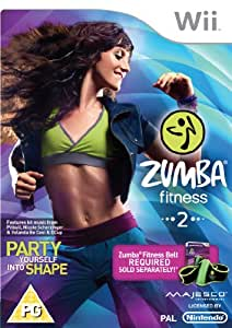 Zumba fitness 2 : party yourself into shape [import anglais]