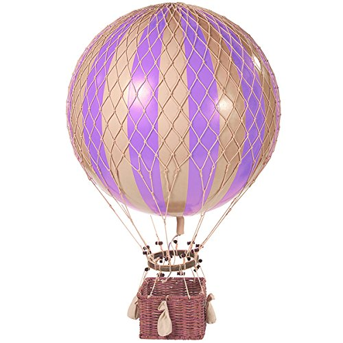 Authentic Models Ballon Floating The Skies Violett (8cm) Limitierte Edition