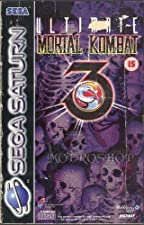 Ultimate mortal kombat 3 - Saturn - PAL