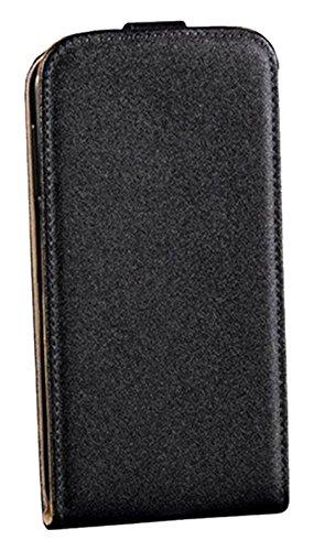 Mobility gear MG-CASE-KF4SG37B Custodia Sottile per Samsung Galaxy Ace 4, Nero
