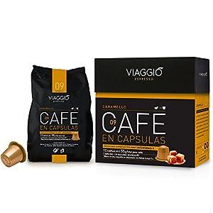 60 Viaggio Espresso Nespresso Compatible Gourmet Coffee Capsules - Alternative Pods 00.surtido