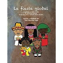 La fiesta global: 12 patrones de niños y niñas  de diferentes culturas  con los que podrás construír títeres de bolsa: Volume 1