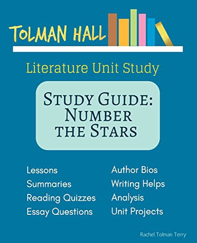 Study Guide: Number the Stars by Lois Lowry - Art Print Terry