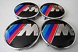X4 BMW M Power Tech Sport Alufelgen Mitte Nabendeckel Kappen Radkappen 68 mm E39 E60 F10 F12 F20 F30 F32 G11 G30 x1 X3 X4 X5 X6 1 3 4 5 6 7 Series M3 M5 M6 Z3 Z4 und andere Modelle Teilenummer 36136783536