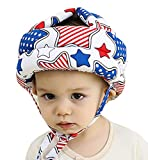 Chapeau de Protection Tête Réglable Bébé Fille Garçon Casque de Sécurité...