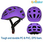 UrRider-Sedile-Anteriore-per-Bicicletta-da-Bambino-Pieghevole-e-Ultraleggero-Portabici-Seggiolino-Bambini-per-Bicicletta-Front