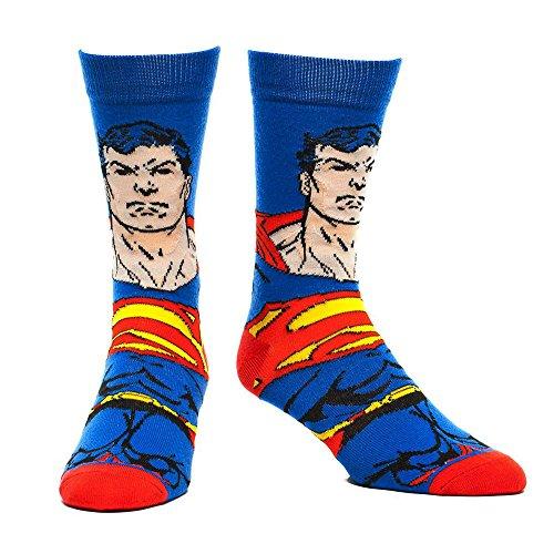 Superman - Comic Character Socks