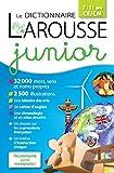 Larousse dictionnaire Junior 7/11 ans [Relié] [2015] - Larousse - 10/06/2015